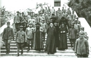 Archivio fotografico: foto di gruppo