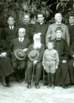 P. Semeria in una foto di gruppo.