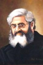 Ritratto del P. Semeria di Albert Metasani