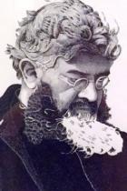 Ritratto a china del Semeria di Mario Barberis (1929)