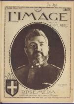 """P. Semeria sulla copertina della Rivista """"Image""""."""
