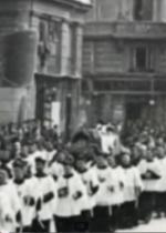 Funerali del P. Semeria.