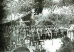 Discorso del P. Semeria ai soldati dopo la Santa Messa del Soldato al campo.