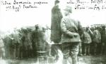 P. Semeria prepara il 93° Reggimento alla Pasqua 1917.