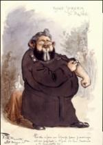 Padre Semeria al Piccinni. Più che fare un discorso, pare si accinga ad un pugilato in difesa del gen. Cadorna e di Benedetto XV