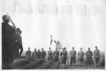 Cerimonia granatieri: parla Padre Semeria.