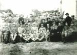 P. Semeria e P. Minozzi cappellani militari - Ala di Trento.