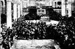 La messa celebrata da P. Semeria nella Cattedrale di Aquileja