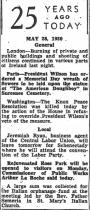 "P. Semeria su ""The Binghamton Press"", Binghamton, New York"