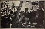 Colonia Genovese degli Orfani di Guerra a Courmayeur - S. M. La Regina Madre assiste alla cerimonia inaugurale.