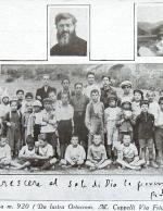 Cartolina pro orfani della Casa di Nava
