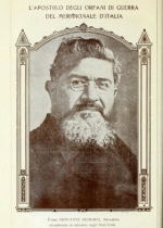 P. Semeria apostolo degli orfani di guerra del Meridione d'Italia