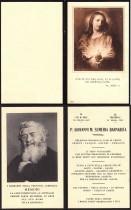 Luttino  per la morte del P. Semeria (1931)