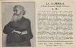 """Presentazione al volume """"La Famiglia"""""""