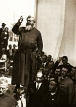 P. Semeria inaugura un orfanotrofio in Italia Meridionale.