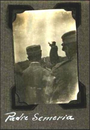 Archivio fotografico: l'oratore