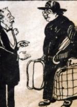P. Semeria parte per l'esilio a Bruxelles - 24 agosto 1912