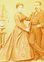 Carolina Bernardi e Pietro Grasso
