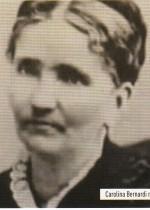 Carolina Bernardi madre di P. Semeria