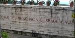 rasi celebri del P. Semeria - Monterosso al Mare (Imperia).