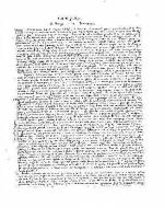 """Manoscritto dell'ultima conferenza tenuta dal Semeria nell''Avvento del 1896: """"La Chiesa e la Democrazia""""."""