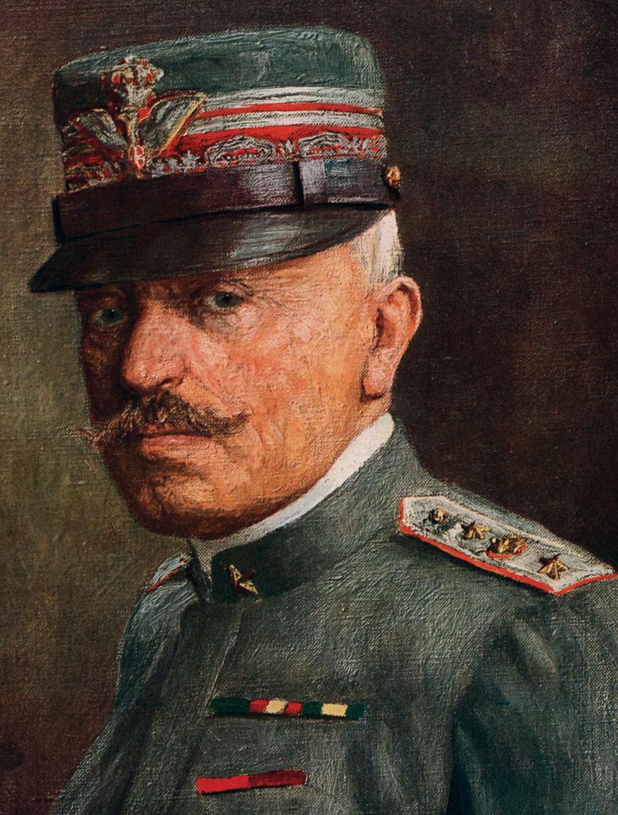 Gen. Luigi Cadorna
