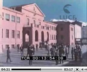 Film Luce sull'Istituto di Amatrice