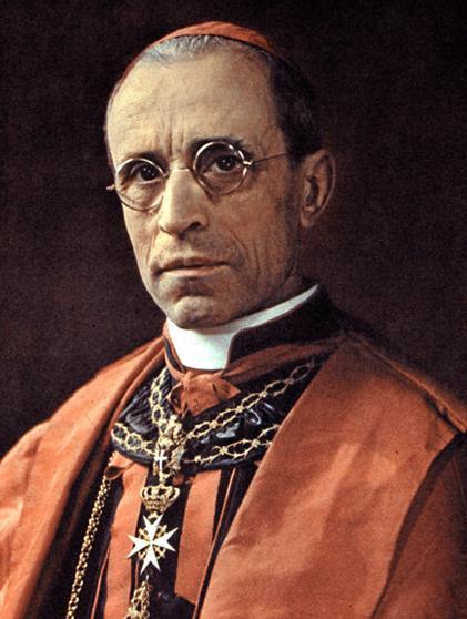 P. Giovanni Semeria ed Eugenio Pacelli (Pio XII)