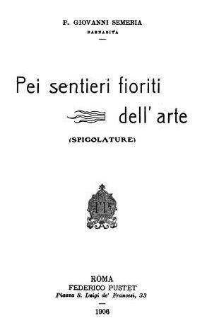 La forza morale della Lettereatura e dell'Arte