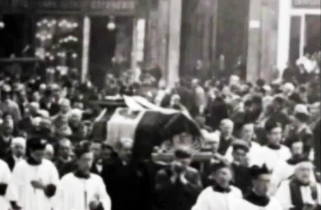 Funerali a San Carlo ai Catinari - Roma