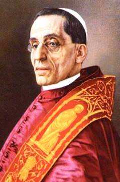 P. Giovanni Semeria e Giacomo Della Chiesa (Benedetto XV):