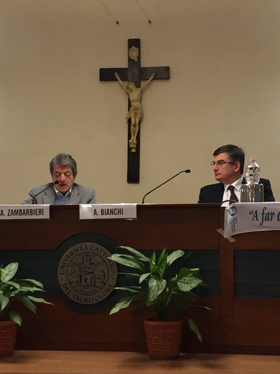 Convegno Università Cattolica