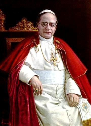 Achille Ambrogio Damiano Ratti (Pio XI)