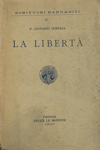 La libertà (1936)