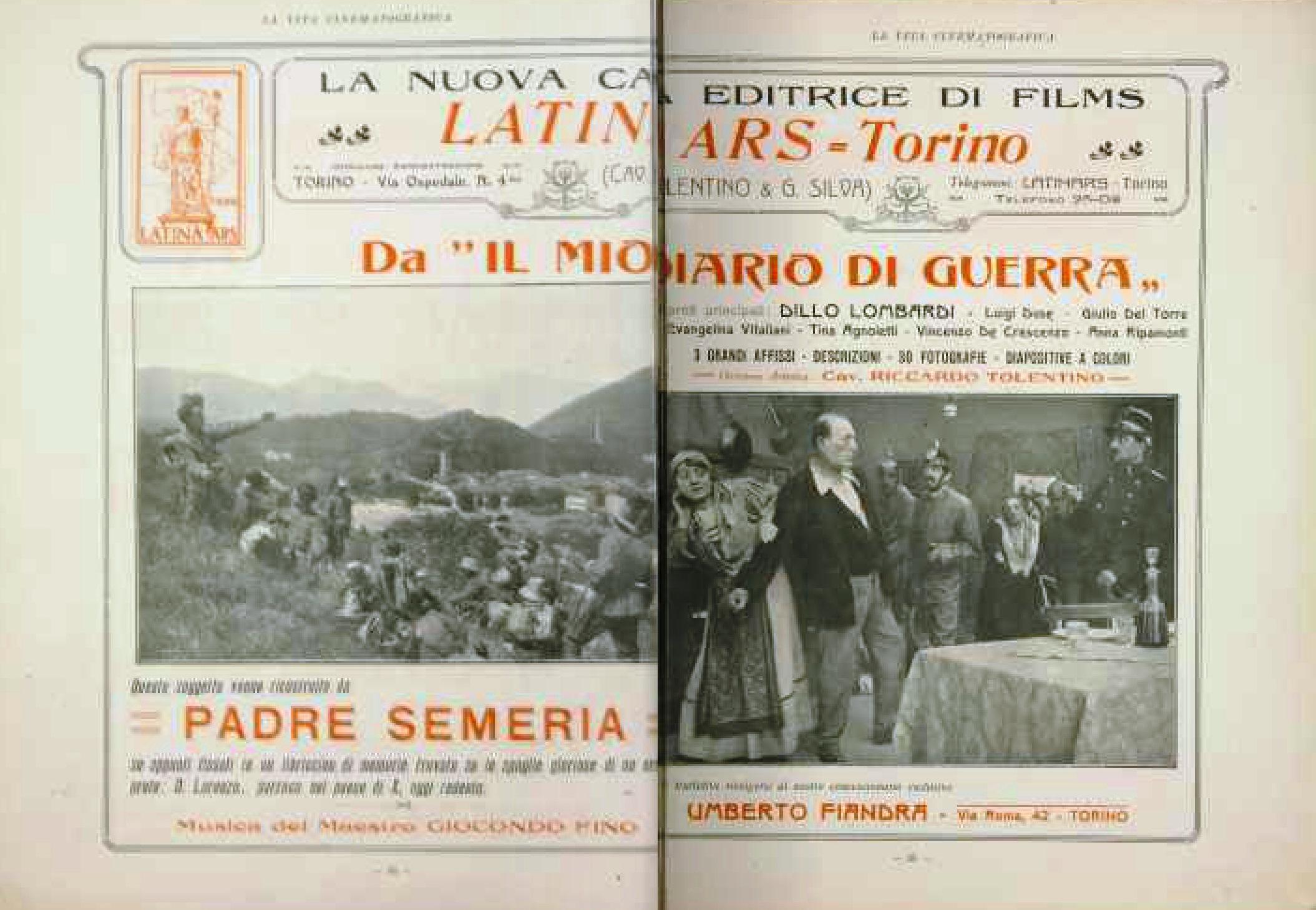 Locandina di presentazione del film