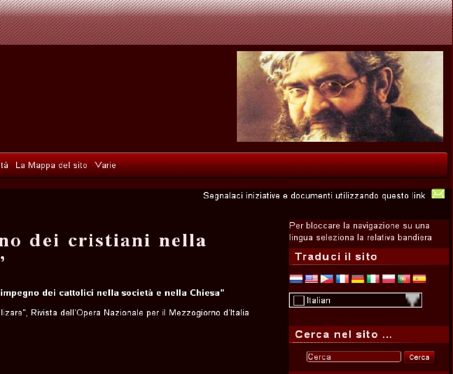 Studi Semeriani: traduzione istantanea